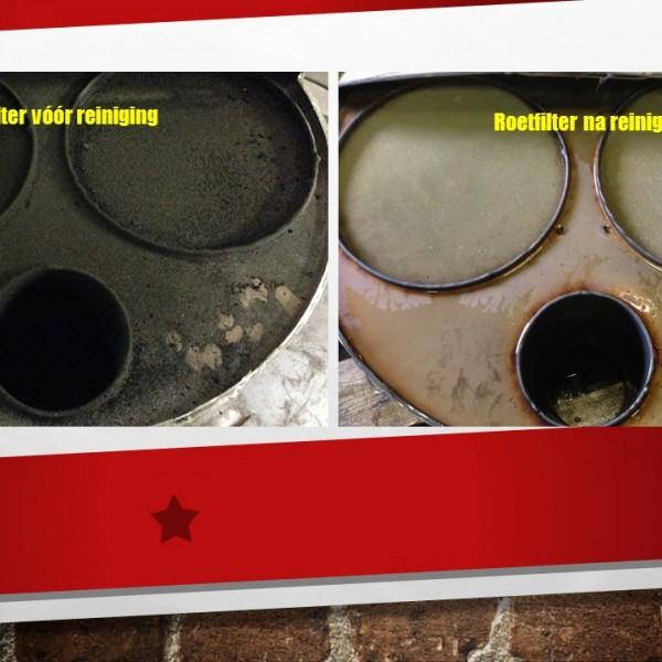 Reiniging roetfilters